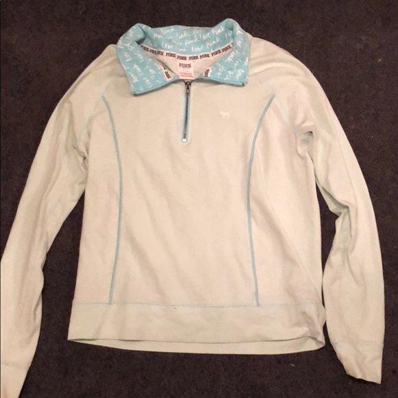PINK Victoria's Secret Tops - VS Pink long sleeve pull over